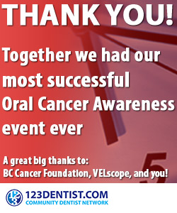 Book Your Free Oral Cancer Screening