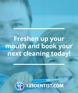 Freshen up your mouth and book your next cleaning today!