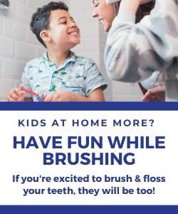 Make brushing fun